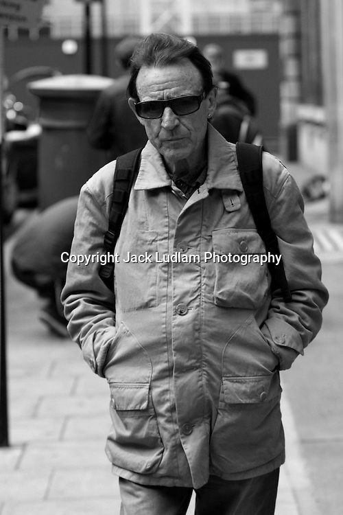 Music Legend  JACK BRUCE  Best Known for  60s  Super Group Cream, May 2008 London