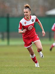 Bristol Academy's Gabby Bird  - Photo mandatory by-line: Joe Meredith/JMP - Mobile: 07966 386802 - 01/03/2015 - SPORT - Football - Bristol - SGS Wise Campus - Bristol Academy Womens FC v Aston Villa Ladies - Women's Super League