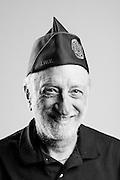 Mathew L. Millen<br /> Ary<br /> Spec. 5<br /> Aircraft Repair<br /> Parts Specialist<br /> 1968 - 1971<br /> Vietnam<br /> <br /> Veterans Portrait Project<br /> Charleston, SC<br /> Jewish War Veterans
