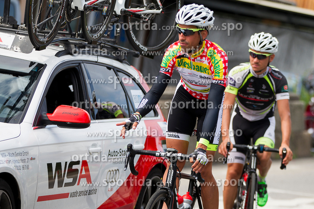 Victor De La Porte (ESP) during the 175 km long 5th stage from Drobollach to Matrei in Osttirol at 67th Tour of Austria, on July 8, 2015 in Drobollach, Austria. Photo by Urban Urbanc / Sportida