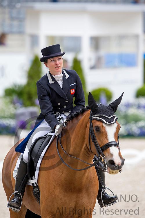 Nikki Crisp - Pasoa<br /> World Equestrian Festival, CHIO Aachen 2015<br /> &copy; DigiShots