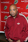 Rev. Run at The Rush Philanthropic 10th Annual Youth Annual Hoiliday Party sponsored by Bounty and held at the Fillmore New York at irving Plaza on December 10, 2009 in New York City.