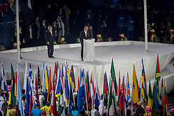 President Carlos Nuzman, Opening ceremony<br /> Olympic Games Rio 2016<br /> © Hippo Foto - Dirk Caremans<br /> 05/08/16