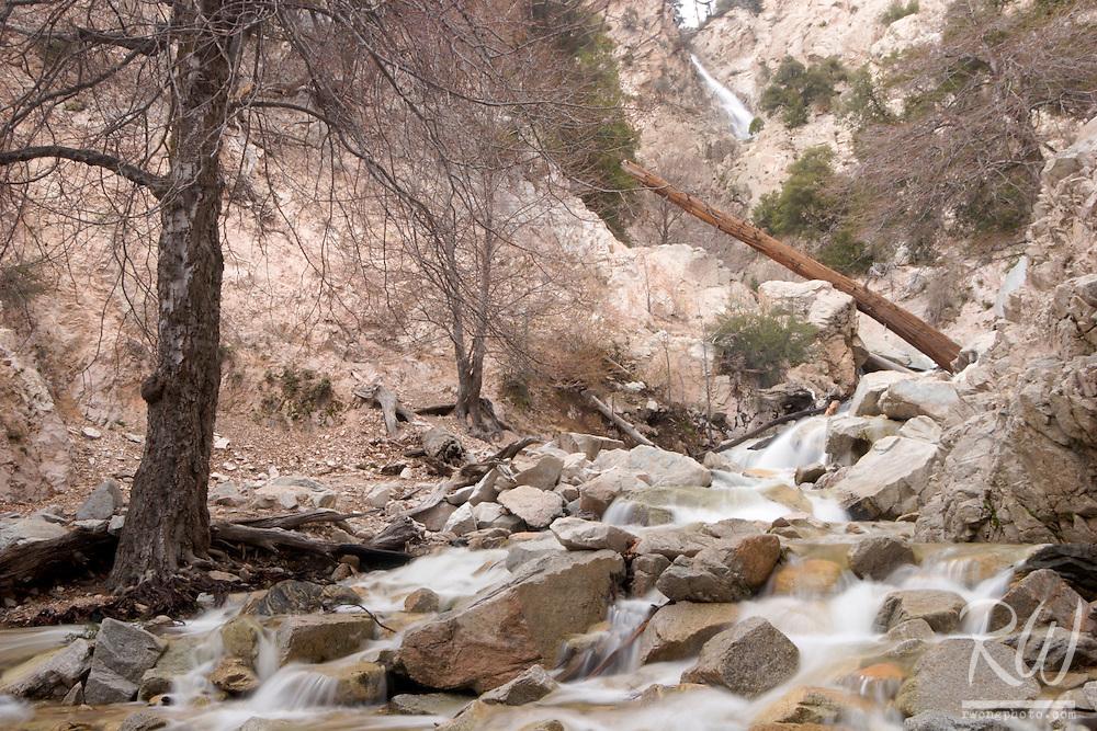 Big Falls, San Bernardino National Forest, California