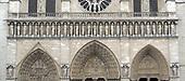 France, Notre Dame, Paris, 1163-1245 AD