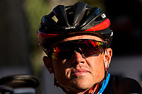 Simon Gerrans, Team BMC at the Peoples Choice Classic criterium at the start of the Tour Down Under, Australia on the 14 of January 2018 ( Credit Image: © Gary Francis / ZUMA WIRE SERVICE )