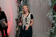 MIRANDA RICHARDSON, English National Ballet launches its Christmas season with a partyu before s performance of The Nutcracker at the Coliseum.  St. Martin's Lane Hotel.  London. 16 December 2009 *** Local Caption *** -DO NOT ARCHIVE-© Copyright Photograph by Dafydd Jones. 248 Clapham Rd. London SW9 0PZ. Tel 0207 820 0771. www.dafjones.com.<br /> MIRANDA RICHARDSON, English National Ballet launches its Christmas season with a partyu before s performance of The Nutcracker at the Coliseum.  St. Martin's Lane Hotel.  London. 16 December 2009