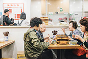 Xiaolongbao soup dumplings