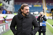Norwich manager Daniel Farke before the The FA Cup match between Burnley and Norwich City at Turf Moor, Burnley, England on 25 January 2020.