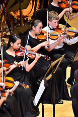 Bak Middle School of the Arts Advanced String Orchestra