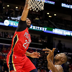10-19-2018 Sacramento Kings at New Orleans Pelicans