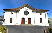 University of Stellenbosch : Kruiskerk.<br /> Photo by Roger Sedres