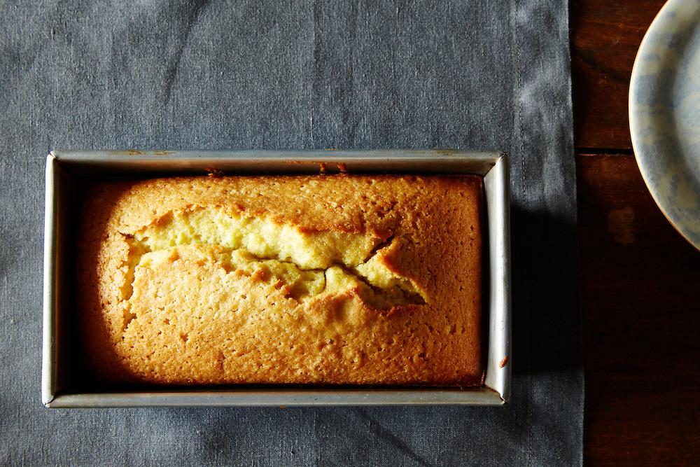 Sherry Olive Oil Poundcake