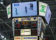 KELOWNA, CANADA - NOVEMBER 17:  London Drugs at the Kelowna Rockets game on November 17, 2017 at Prospera Place in Kelowna, British Columbia, Canada.  (Photo By Cindy Rogers/Nyasa Photography,  *** Local Caption ***