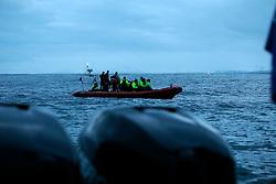 NORWAY ANDENES 8DEC15 - Whale watching boat off the coast of Andenes, Norway.<br /> <br /> jre/Photo by Jiri Rezac / Greenpeace<br /> <br /> © Jiri Rezac 2015