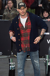 © Licensed to London News Pictures. 04/05/2017. London, UK. Actor TOM HARDY attends the Alien: Covenant world film premiere. Photo credit: Ray Tang/LNP