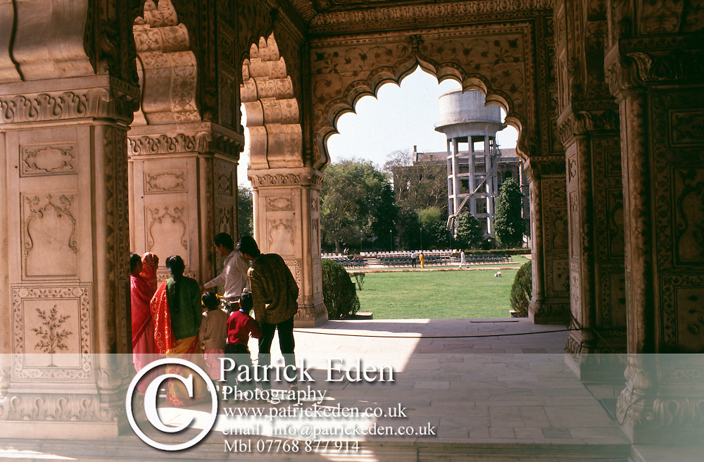 Red Fort Lal Quila Delhi India © Patrick Eden