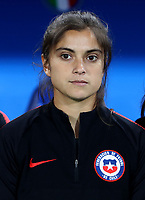 International Women's Friendly Matchs 2019 / <br /> Italy vs Chile 2-1 ( Carlo Castellani Stadium - Empoli,Italy ) - <br /> Javiera Grez of Chile