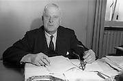 06/04/1964<br /> 04/06/1964<br /> 06 April 1964<br /> Dr. James Ryan, Minister for Finance.