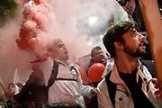20180613/ Nicolas Celaya - adhocFOTOS/ URUGUAY/ MONTEVIDEO/ CENTRO/ Marcha en reclamo de m&aacute;s presupuesto para la educaci&oacute;n, Montevideo.<br /> En la foto: Marcha en reclamo de m&aacute;s presupuesto para la educaci&oacute;n, Montevideo. Foto: Nicol&aacute;s Celaya /adhocFOTOS