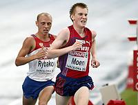 Friidrett, 29. juli  2010 ,<br /> EM Barcelona<br /> <br /> European Athletics Championships<br /> Barcelona<br /> <br /> Sondre Nordstad Moen , Norge 5000 m<br /> <br /> Foto: Anders Hoven , Digitalsport