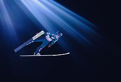 06.01.2020, Paul Außerleitner Schanze, Bischofshofen, AUT, FIS Weltcup Skisprung, Vierschanzentournee, Bischofshofen, Finale, im Bild Clemens Aigner (AUT) // Clemens Aigner of Austria during the final for the Four Hills Tournament of FIS Ski Jumping World Cup at the Paul Außerleitner Schanze in Bischofshofen, Austria on 2020/01/06. EXPA Pictures © 2020, PhotoCredit: EXPA/ JFK
