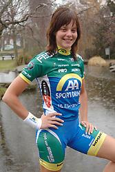 08-03-2006 WIELRENNEN: TEAMPRESENTATIE AA CYCLINGTEAM: ALPHEN AAN DE RIJN<br /> Adrie Visser<br /> Copyrights: WWW.FOTOHOOGENDOORN.NL