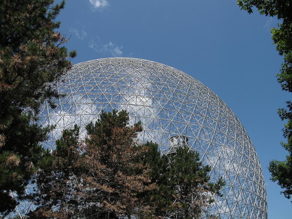 Biosphère, Montréal, Québec