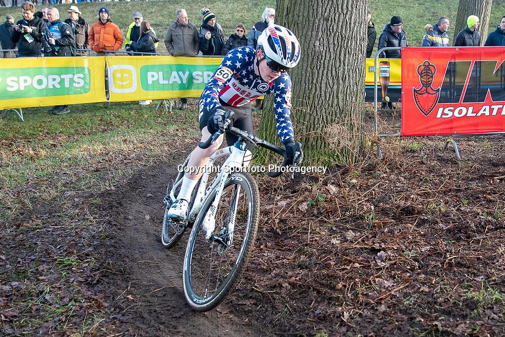 26-01-2020: Wielrennen: Wereldbeker Veldrijden: Hoogerheide<br />Andrew Strohmeijer