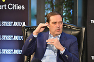 Chuck Robbins, CEO of Cisco, at WSJ Future Of: Smart Cities