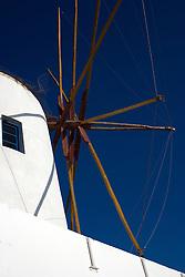 Windmill, Santorini, Thira, Oia