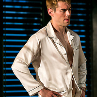 Sweet Bird of Youth by Tennessee Williams;<br /> Directed by Jonathan Kent;<br /> Brian J. Smith as Chance Wayne;<br /> Chichester Festival Theatre, Chichester, UK;<br /> 7 June 2017.<br /><br />© Pete Jones<br />pete@pjproductions.co.uk