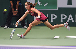 24.10.2012, Sinan Erdem Dome, Istanbul, TUR, WTA, TEB BNP Paribas, im Bild  Agnieszka Radwanska // during WTA, TEB BNP Paribas Championships at the Sinan Erdem Dome, Istanbul, Turkey on 2012/10/24. EXPA Pictures © 2012, PhotoCredit: EXPA/ Seskimphoto/ Spfc/ ****** ATTENTION - for AUT, ESP, ITA, SWE, SLO, NOR, FIN, SRB NED and USA ONLY! *****