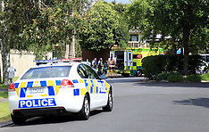 Auckland-Man in hospital after being stabbed with scissors, Takanini
