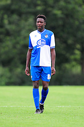 Bristol Rovers' U18s Aaron Bryan  - Photo mandatory by-line: Dougie Allward/JMP - Tel: Mobile: 07966 386802 17/08/2013 - SPORT - FOOTBALL - Bristol Rovers Training Ground - Friends Life Sports Ground - Bristol - Academy - Under 18s - Youth - Bristol Rovers U18s V Bournemouth U18s