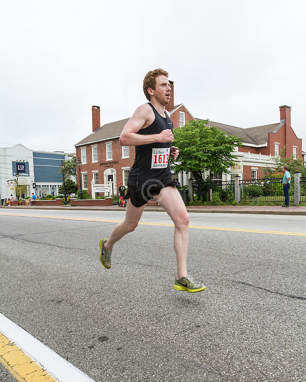 LL Bean Fourth of July 10K road race: Jonathan Kieliszak