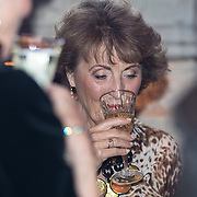 NLD/Leiden/20190404 - Margriet bij galadiner van 'The Netherlands America Foundation', Prinses Margriet  brengt toast uit