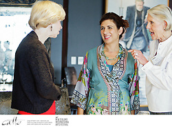 The Friends of the Festival hold a degustation lunch at Hippopotamus Restaurant in the Museum Hotel, Wellington, with guests Lissa Twomey and Sue Paterson from the New Zealand International Arts Festival.