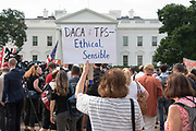 March for DACA 2017 DACA march in Washington, DC