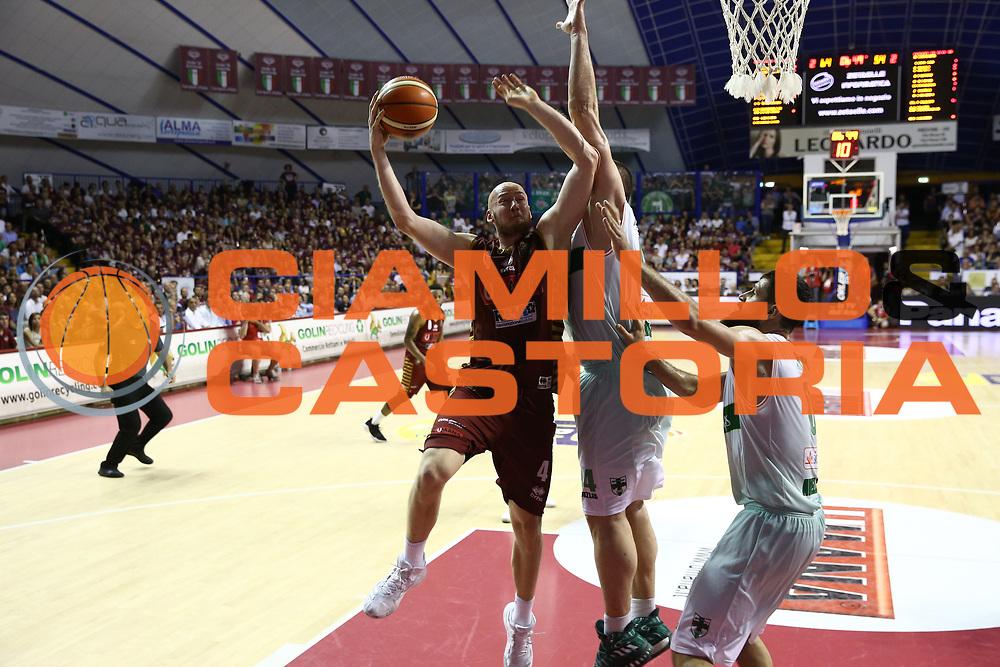 Peric Hrvoje<br /> Umana Reyer Venezia vs Sidigas Avellino<br /> Lega Basket Serie A 2016/2017<br /> Play Off SemiFinali Gara 1<br /> Venezia,26/05/2017<br /> Foto Ciamillo-Castoria/A. Gilardi