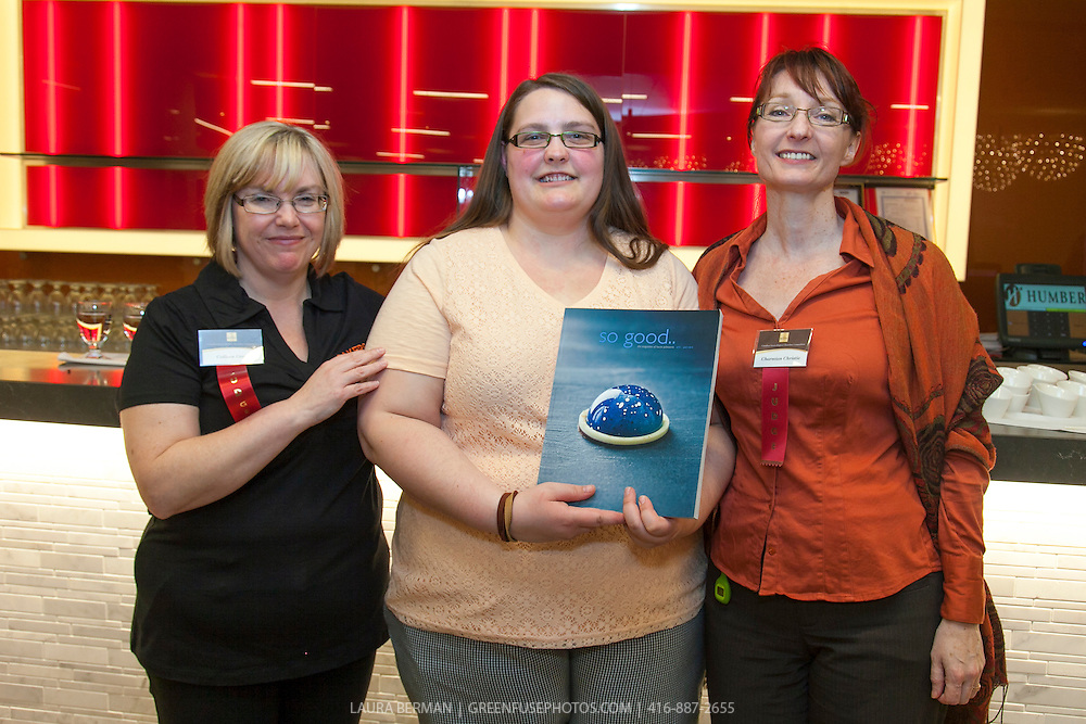 Canadian Intercollegiate Chocolate Competition April 12-13, 2014