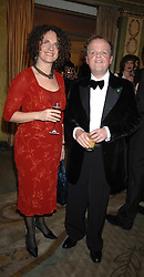 TOBY JONES and   attending the 27th Awards of the London Film Critics' Circle 2007 in aid of the NSPCC held at The Dorchester, Park Lane, London on 8th February 2007.<br />