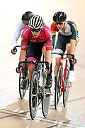 Corbin Strong during the 2019 Vantage Elite and U19 Track Cycling National Championships at the Avantidrome in Cambridge, New Zealand on Sunday, 10 February 2019. ( Mandatory Photo Credit: Dianne Manson )