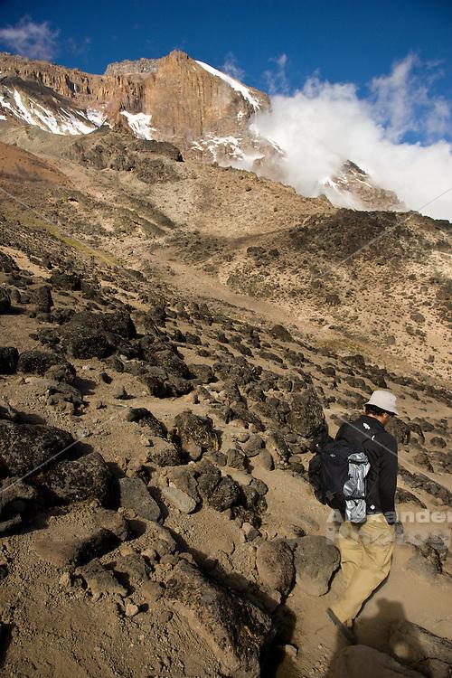 Climbing Kilimanjaro