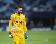Tottenham's Hugo Lloris during the Premier League match at the Tottenham Hotspur Stadium, London. Picture date: 23rd June 2020. Picture credit should read: David Klein/Sportimage