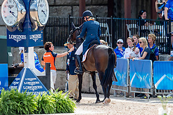 Kroeze Renske, NED, Jane Z<br /> World Equestrian Games - Tryon 2018<br /> © Hippo Foto - Sharon Vandeput<br /> 13/09/2018