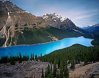 Peyto Lake Banff National Park Alberta Canada