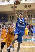 DESCRIZIONE : 6 Luglio 2013 Under 18 maschile<br /> Torneo di Cisternino Italia Ucraina<br /> GIOCATORE : Oliva Pierfrancesco<br /> CATEGORIA : <br /> SQUADRA : Italia Under 18<br /> EVENTO : 6 Luglio 2013 Under 18 maschile<br /> Torneo di Cisternino Italia Ucraina<br /> GARA : Italia Under 18 Ucraina <br /> DATA : 6/07/2013<br /> SPORT : Pallacanestro <br /> AUTORE : Agenzia Ciamillo-Castoria/GiulioCiamillo<br /> Galleria : <br /> Fotonotizia : 6 Luglio 2013 Under 18 maschile<br /> Torneo di Cisternino Italia Ucraina<br /> Predefinita :
