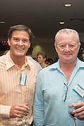 Ross Baynes & Michael McDermott. RLB 40th Birthday, Hilton. Photo Shane Eecen Creative Light Studios