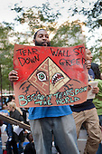 Signs of Occupy Wall Street, October 2011